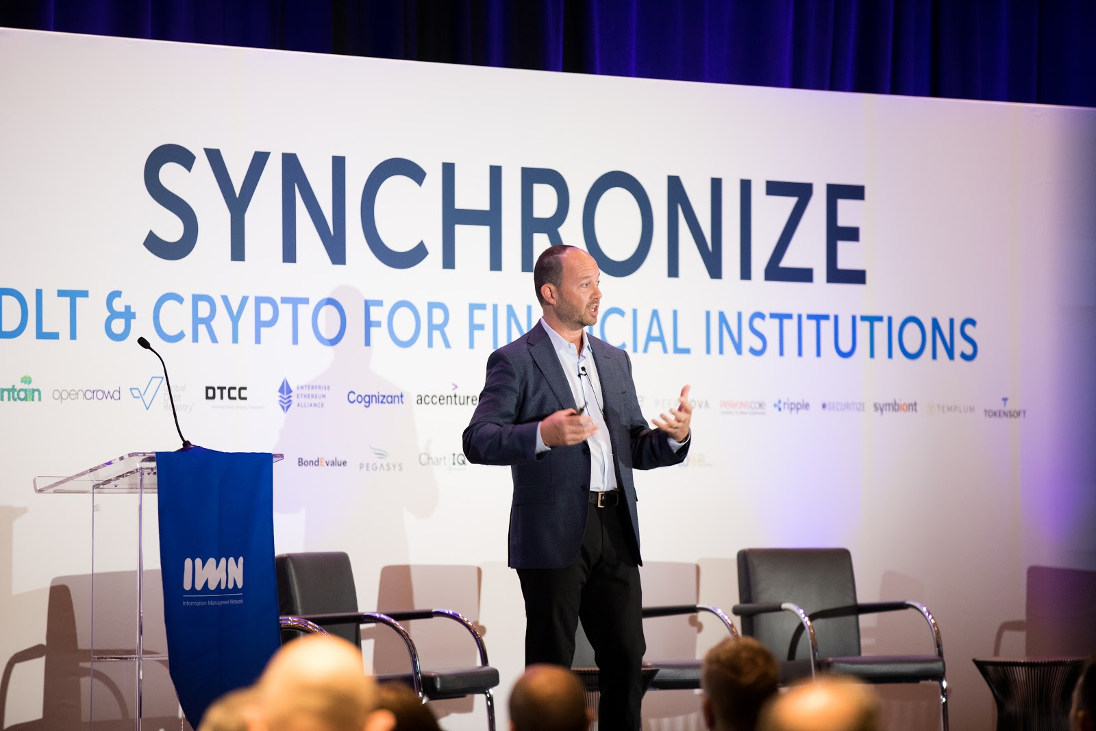 Synchronize New York 2019: Digital Asset and DLT in the Real World